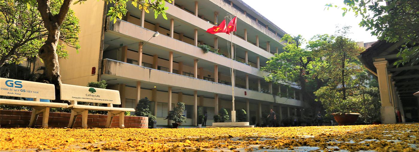 Đại học Khoa học Tự nhiên  – ĐHQG TP.HCM
