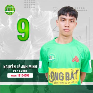 Nguyễn Lê Anh Minh