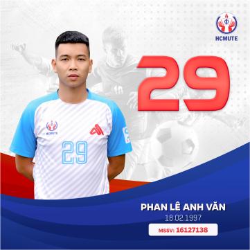 Phan Lê Anh Văn
