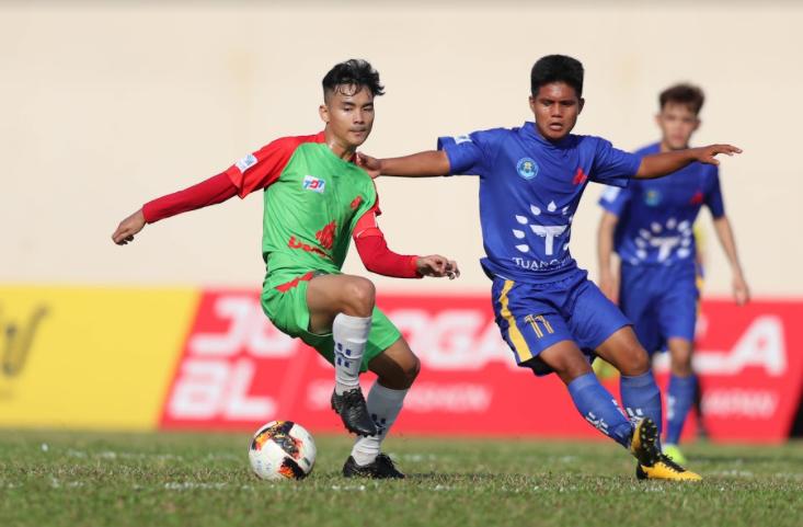 Đội bầu Thắng chia điểm trận thứ 2 tại SV-League 2020