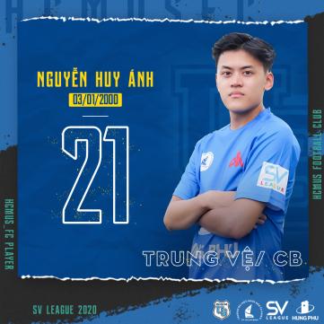 Nguyễn Huy Ánh