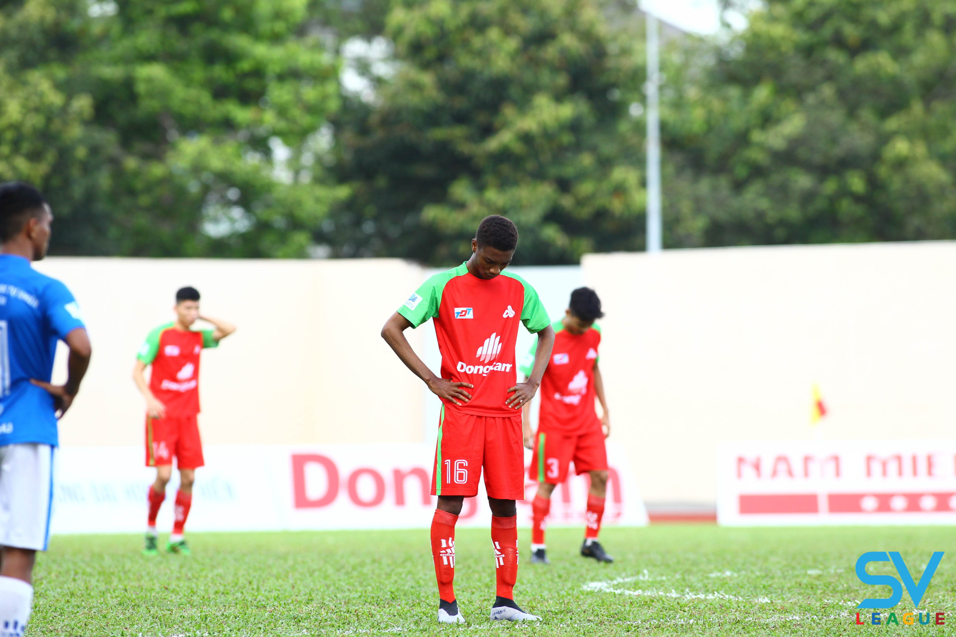 """Có """"ngoại binh"""", Trường Đại học Tôn Đức Thắng vẫn lỡ hẹn bán kết SV-League"""